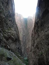 another view of v black canyon